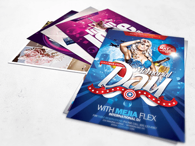 Flyer Offset Printing Philadelphia