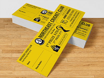 Ticket printing services philadelphia same day custom print shop ticket printing philadelphia sciox Image collections